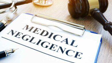 medical negligence claim