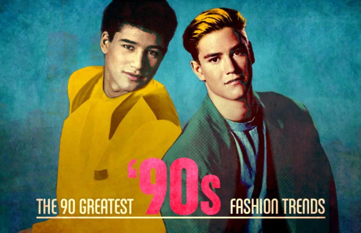 90s trend