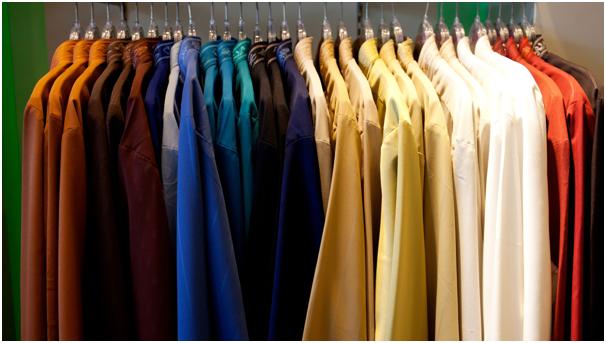 Men's organic clothing