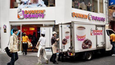 Dunkin Donuts Corporate