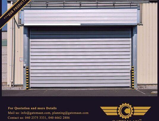 rolling shutter manufacturer