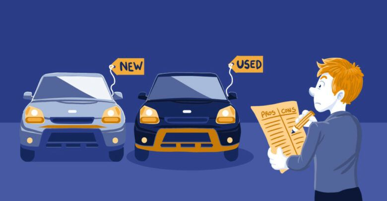 Pros and Cons of Buying Second Hand Cars