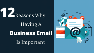 Business email Is Important