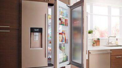 single and double door refrigerators