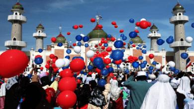 Celebrate Eid in Full Zeal