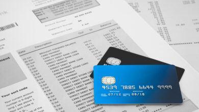 Credit Card Billing Statement