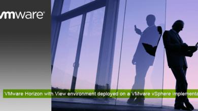VMware Horizon Training